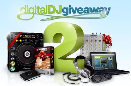 Digital DJ Giveaway