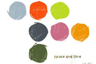 coperta cd Hot Flush: Space & Time