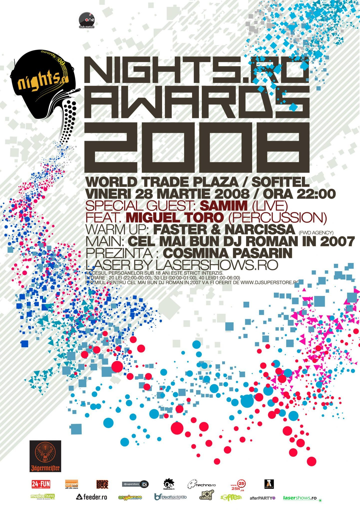 Nights Awards 2008