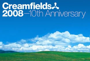 Creamfields 2008