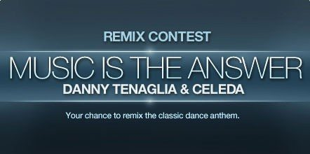 Danny Tenaglia & Celeda Remix Contest