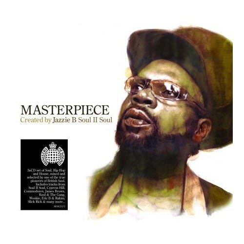 Masterpiece mixed by Jazzie B