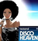 Disco Heaven by Hed kandi website flyer for new compilation