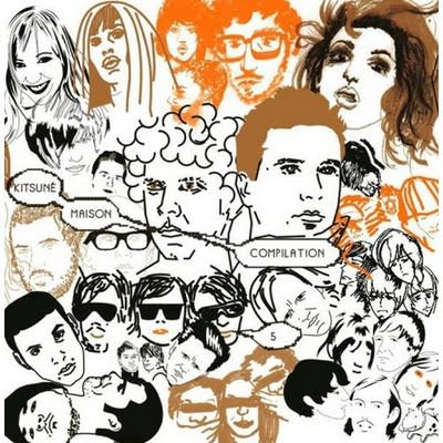 Maison Kitsune Compilation - cover club album
