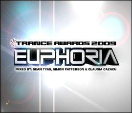 Trance Awards Euphoria cover album