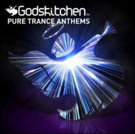 Godskitchen Pure Trance Anthems cd cover