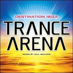 Trance Arena - new trance album cover