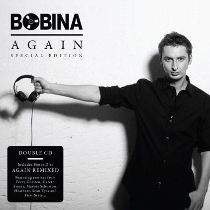 Bobina - Again cover