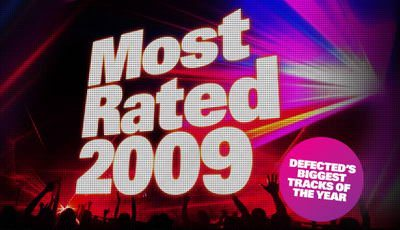 Most Rated 2009 Defected Records cover album