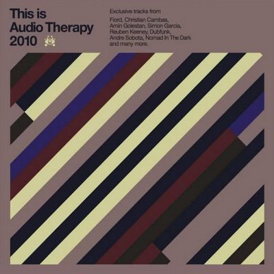 This Is Audio Therapy 2010 - album cover
