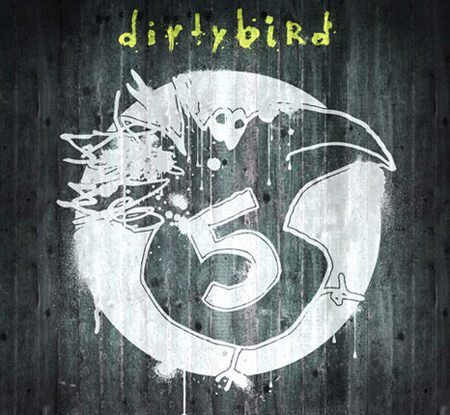 5 YEARS OF DIRTYBIRD - cover album