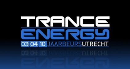 Trance Energy 2010 - blue logo