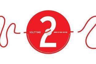 VOLTT Vol 2 - cover album, no 2 in a red circle