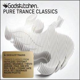 Pure Trance Classics - vinyl cover