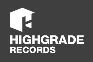 Highgrade Records - recording company logo