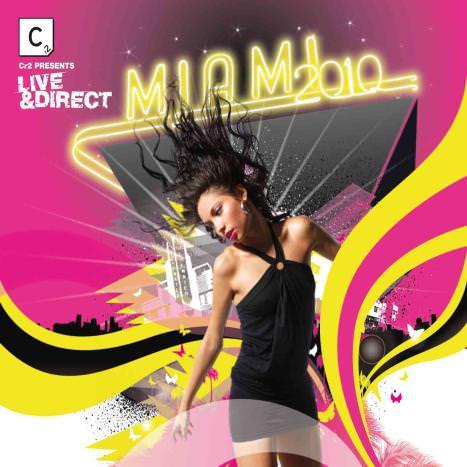Live & Direct Miami 2010