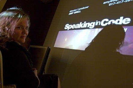 Speaking In Code - press photo