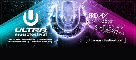 Ultra Music festival 2010