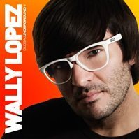 GU by Wally Lopez - Global Underground compilation cover with Lopez face on it