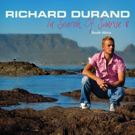 In Search Of Sunrise by Richard Durand - cover cd