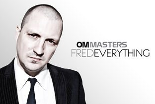 Om Masters by Fred Everything - cover album