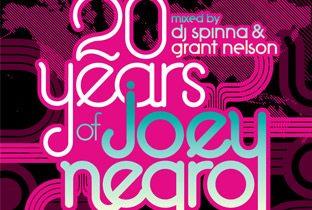 20 Years Of Joy Negro - cover album