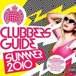 MOS Clubbers Guide Summer 2010 - cover album