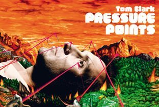 Pressure Points by Tom Clark - cover album