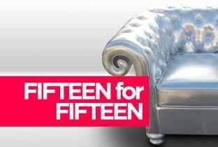 Fifteen for Fifteen -cover album