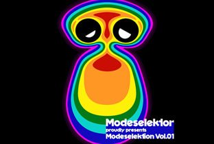 Modeselektion Vol 1 by Modeselektor