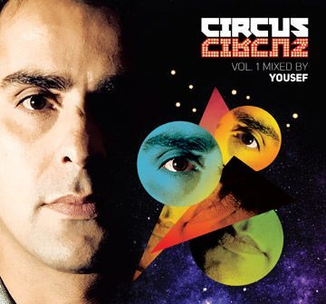 Circus 1 mixed by Yousef