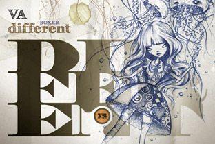 Different - cover album