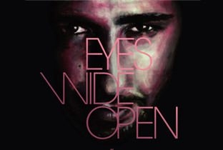 Eyes Wide Open by Butch - cover album