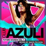 Club Azuli Future Sounds Volume 1 - cover album