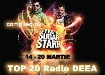 Top 20 Radio DEEA compiled by Syke'n'Sugarstarr