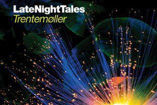 Late night tales by Trentemoller - cover album