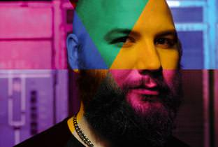 Panorama Bar - album cover with Prosumer face