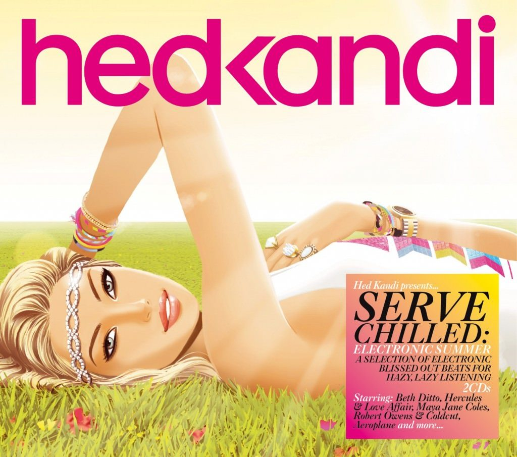 Served Chilled by Hed Kandi