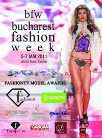 Bucharest Fashion week 5-7 Mai 2011