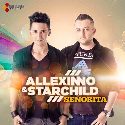 Allexino and Starchild - seniorita mix pack - flyer