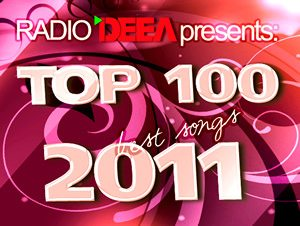 Top 100 Radio DEEA_2011 - chart
