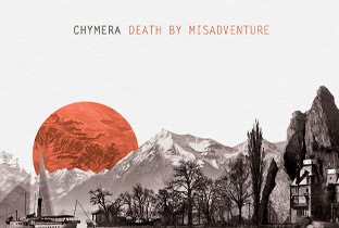 Death By Misadventure by Chymera - cover album