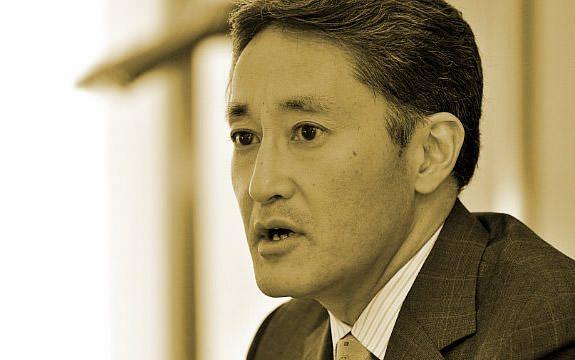 foto Kazuo Hirai CEO SONY