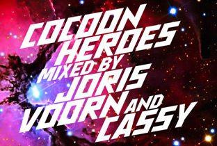 Cocoon Heroes by Joris Voorn Cassy