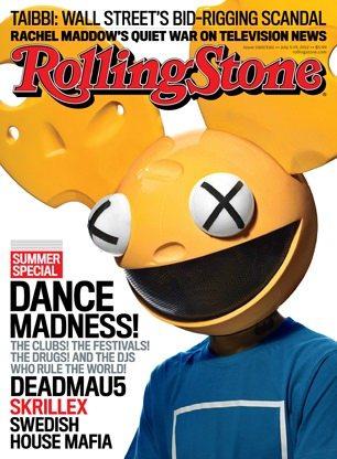 Deadmau5 on Rolling Stones