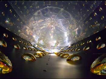 Neutrino detector - Daya Bay Neutrino Experiment