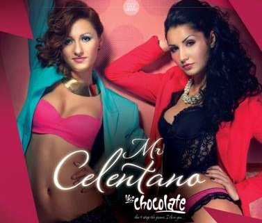 like chocolate - Mr Celentano cover for single