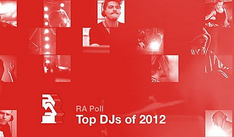 top 100 2012 by RA