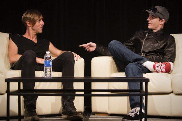 Deadmau5 si Richie Hawtin