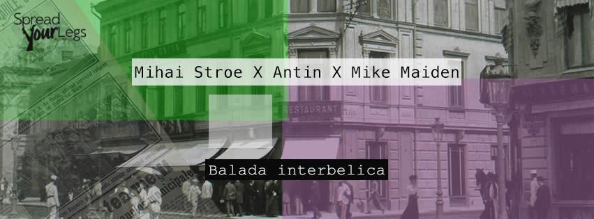 cover Balada Interbelica